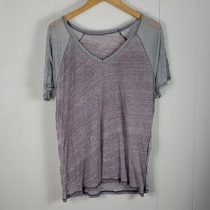 ❄ American Eagle : (flaw) Burnout Tee